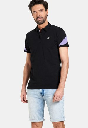 TYLER POLO - Poloshirt - black