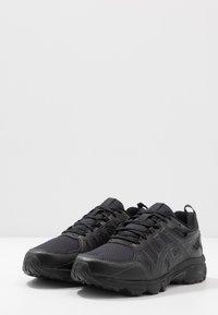 ASICS - GEL-VENTURE 7 WP - Chaussures de running - black/carrier grey - 2