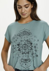 Kaffe - Camiseta estampada - trellis - 3
