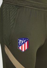 Nike Performance - ATLETICO MADRID DRY PANT - Club wear - cargo khaki/khaki - 5