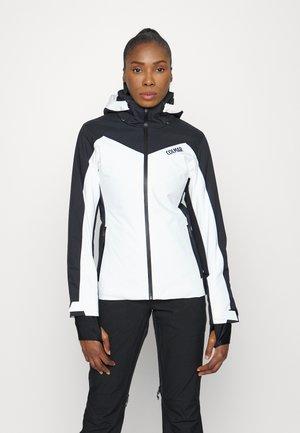 LADIES JACKET - Ski jas - white/black