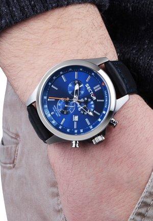 Cronografo - blau/schwarz