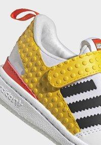 adidas Originals - ADIDAS FORUM 360 X LEGO - Baskets basses - white - 8