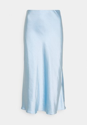 YASPASTELLA MIDI SKIRT - A-line skirt - whispy blue