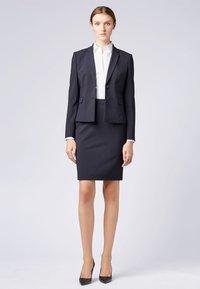 BOSS - BASHINA - Button-down blouse - white - 1