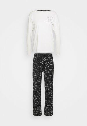KHIMMY SET - Pyžamo - black