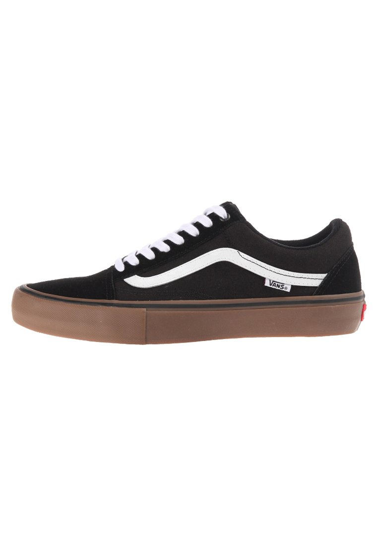 Vans OLD SKOOL PRO - Chaussures de skate - black/noir - ZALANDO.FR
