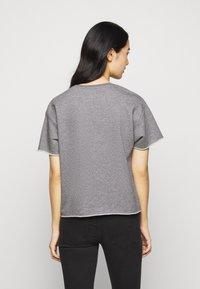 DRYKORN - LUNIE - Basic T-shirt - grau - 2