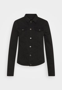 ERNA - Denim jacket - black