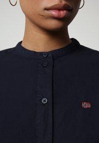 Napapijri - GHIO - Long sleeved top - blu marine - 4