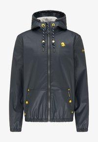 Schmuddelwedda - REGEN - Waterproof jacket - dunkelmarine - 4