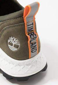 Timberland - BROOKLYN - Sneakers - grape leaf - 5