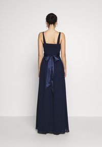 Dorothy Perkins Tall - NATALIE MAXI DRESS - Robe de cocktail - navy - 2