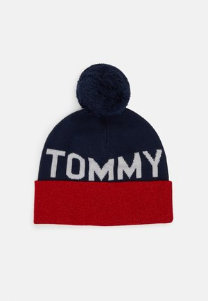 SEASONAL BEANIE - Beanie - blue