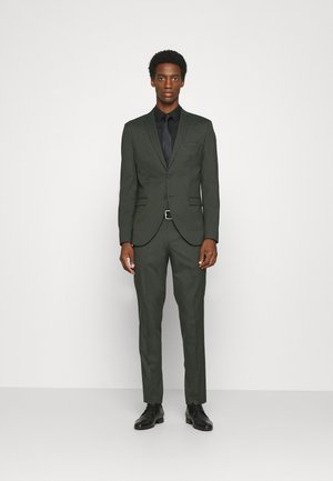 SLHSLIM MYLOLOGAN SUIT - Traje - rifle green