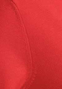 TOM TAILOR - BASIC V-NECK - Jumper - strong red - 2