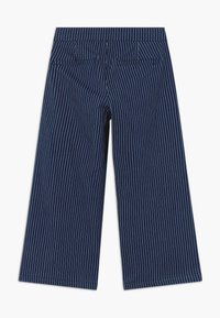Name it - NKFATURLI CULOTTE - Straight leg jeans - dark blue denim - 1