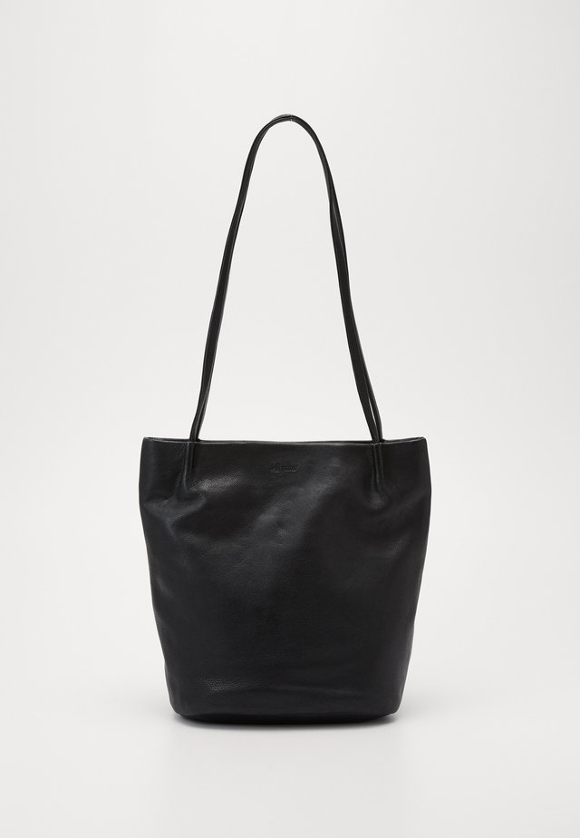CASERTA - Bolso de mano - black