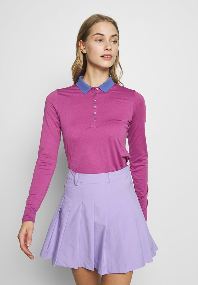 WOMEN SOFIA - Koszulka polo - purple