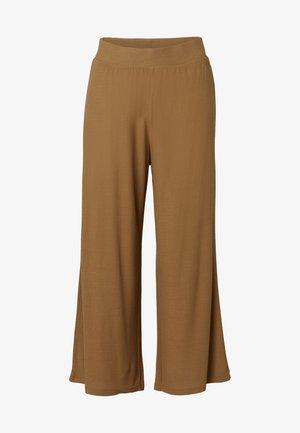 FREYA - Trousers - olive