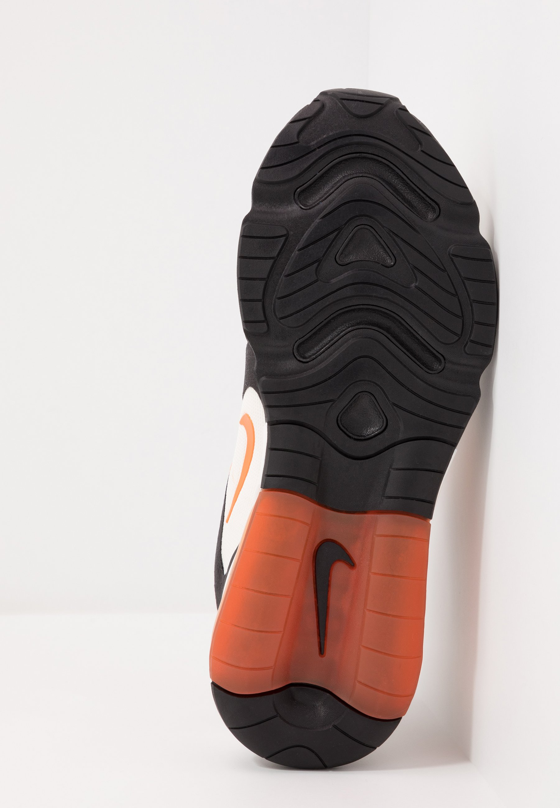 Nike Sportswear AIR MAX 200 Joggesko blackmagma orange
