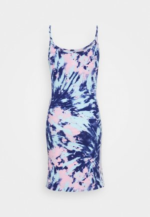 TANK DRESS - Žerzejové šaty - multicolor