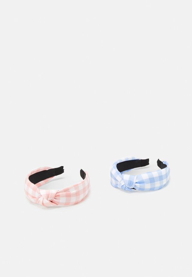 MIRANDA HAIRBAND 2 PACK - Haaraccessoire - candy pink/blue