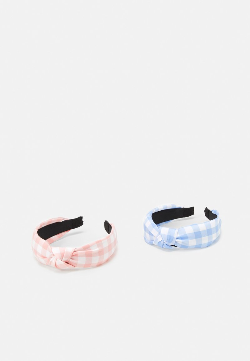 Fire & Glory - MIRANDA HAIRBAND 2 PACK - Hair styling accessory - candy pink/blue