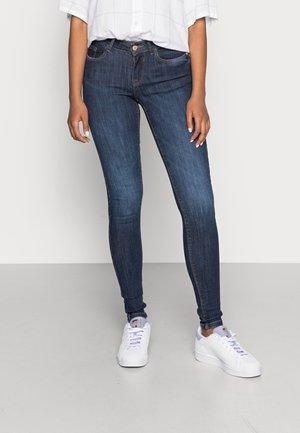 JDYKNIGHT - Jeans Skinny Fit - dark blue denim