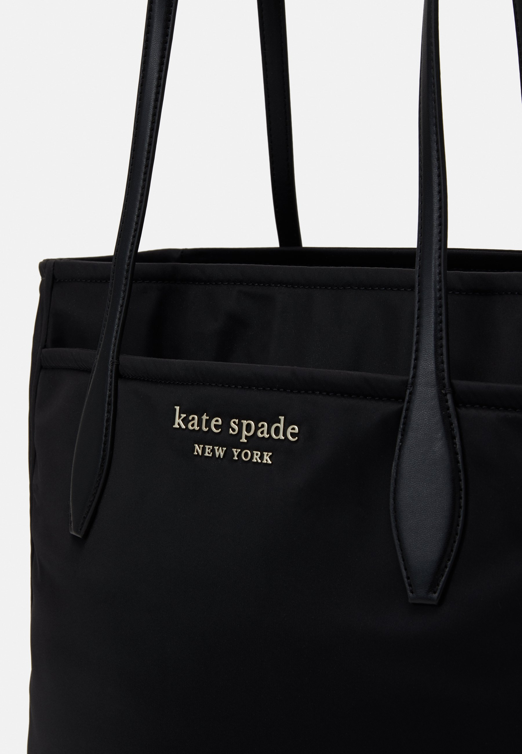 kate spade new york NEW LARGE TOTE - Shoppingveske - black/svart b5RYpgoitJya5oc