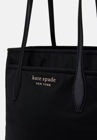 kate spade new york - NEW LARGE TOTE - Tote bag - black - 3