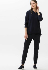 BRAX - STYLE BEA - Long sleeved top - navy - 1