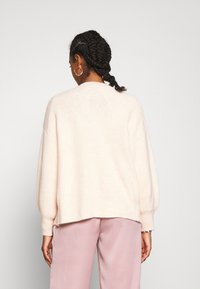 Molly Bracken - LADIES CARDIGAN - Cardigan - offwhite - 2