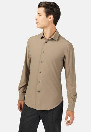 Overhemd - taupe