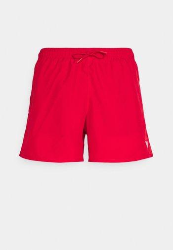 Swimming shorts - papavero poppy