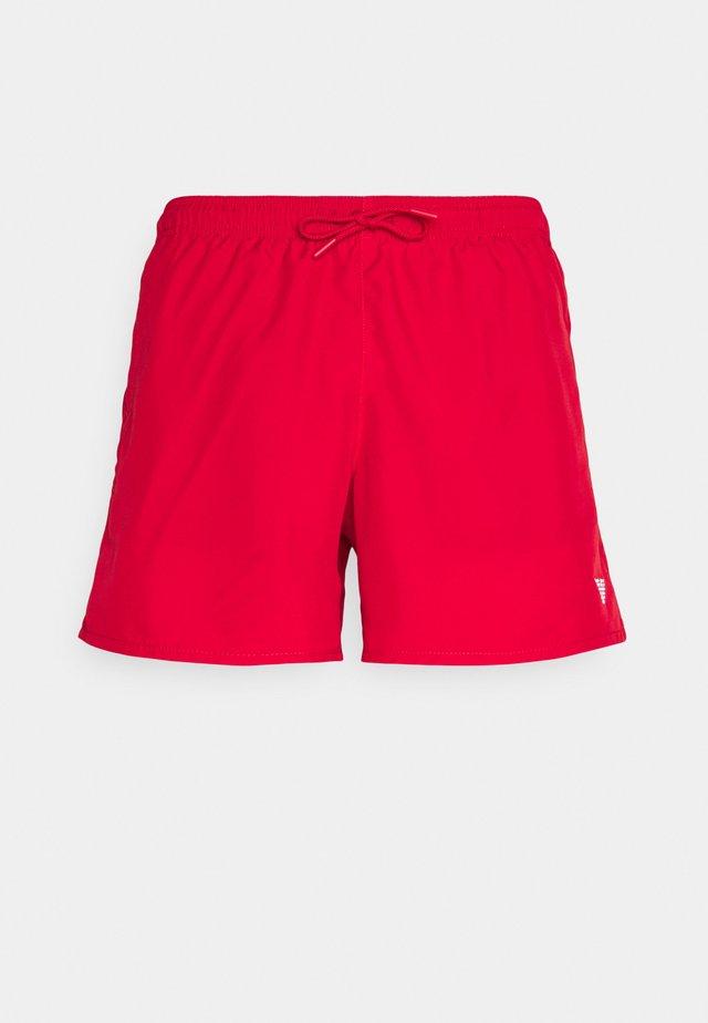Shorts da mare - papavero poppy
