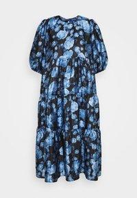 Cras - LOLACRAS DRESS - Juhlamekko - blue - 5