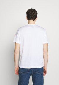 Colmar Originals - SOLID COLOR - Jednoduché triko - white - 2