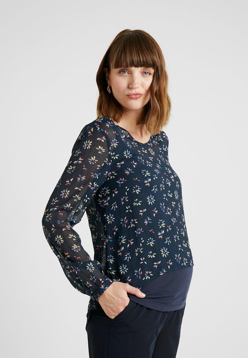 Esprit Maternity - NURSING - Blouse - night blue