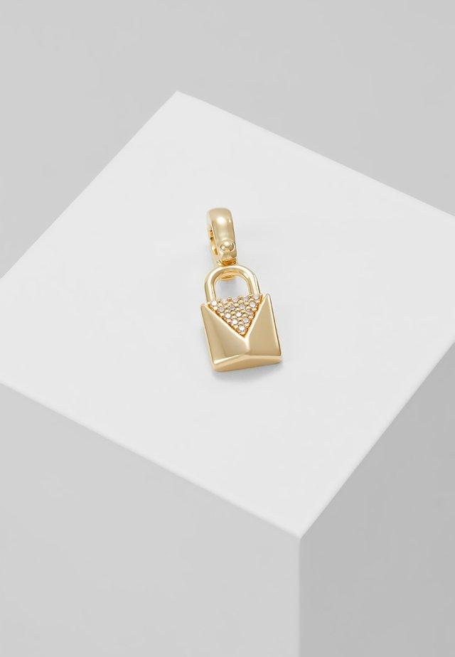 PREMIUM - Pendant - gold-coloured