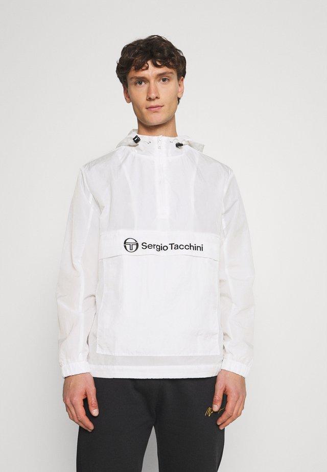 ANTO ANORAK - Veste légère - blanc de blanc