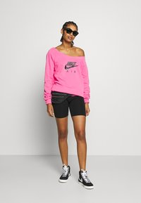 Nike Sportswear - AIR CREW  - Sweater - pinksicle/black - 1