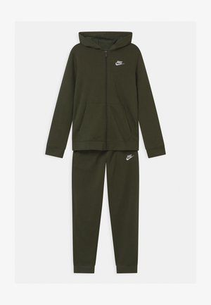 CORE SET  - Tracksuit - khaki