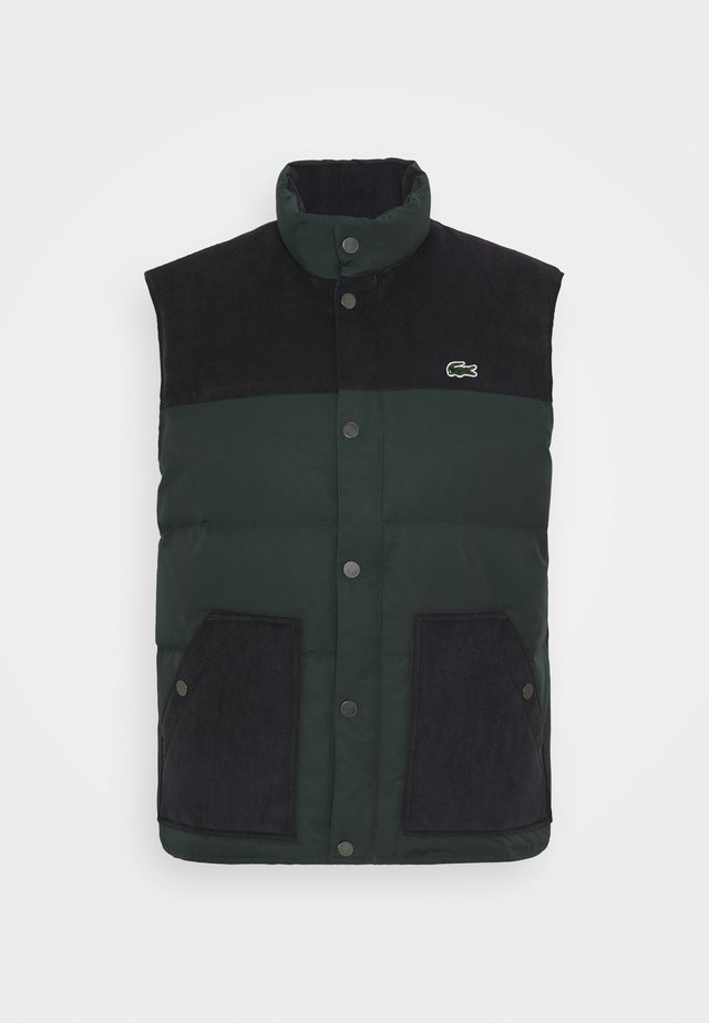 Bodywarmer - dark green