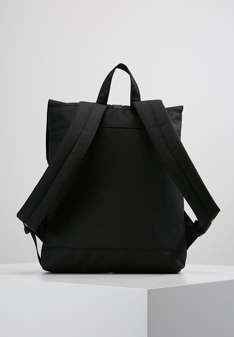 Enter BACKPACK MINI - Ryggsekk - black recycled/svart y7s5CMe0wBGFokK