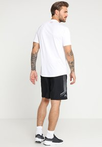 Under Armour - Sports shirt - white/overcast gray - 2