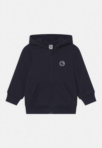LOUELLAI ZIP UP HOODIE - Zip-up sweatshirt - smoking