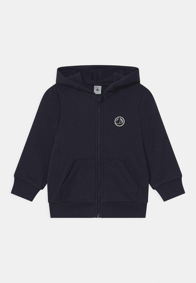 LOUELLAI ZIP UP HOODIE - Zip-up hoodie - smoking