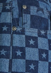 Jaded London - DISCHARGE STAR PRINT SKATE - Jeans relaxed fit - blue - 2