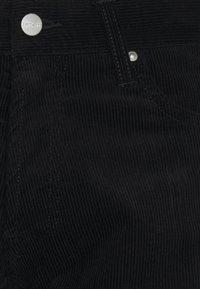 Carhartt WIP - KLONDIKE PANT ALBANY - Pantalon classique - black rinsed - 2